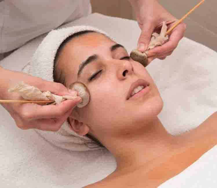 Perfecto masaje facial