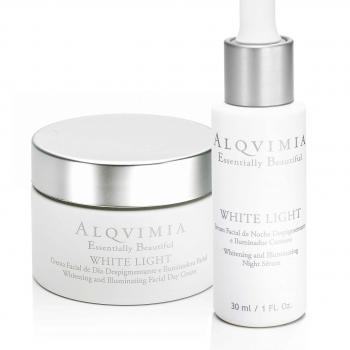 Essentially Beauty White Light, de Alqvimia