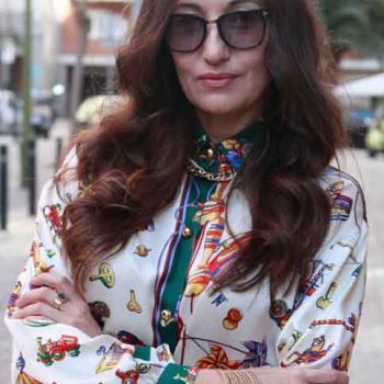 Mayka Jiménez de aranoa, directora de ShowDroom y del blog Lujosa Barcelona