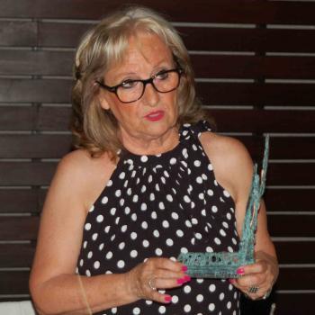 Carmen Cazcarra, Premio Honorífico por su labor profesional