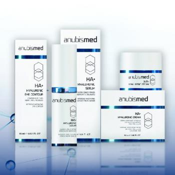 Línea HA+ Hyaluronic Treatment de ANUBISMED