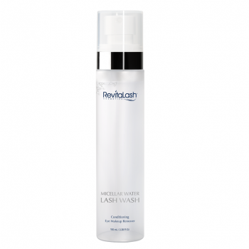 Micellar Water Lash Wash de REVITALASH
