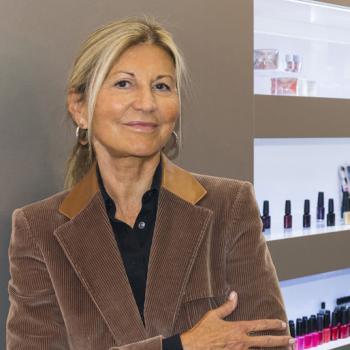 Luisa lago, fundadora de los centrops de estética que llevan su nombre y de las clínicas Medicina Estética Lago