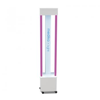 Dispositivo de MEDIKALIGHT, para la eliminación de bacterias y virus
