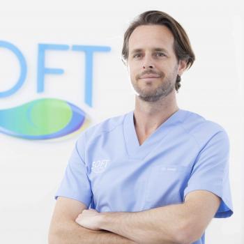 Dr. Ignacio Genol, especialista en cirugía ocular