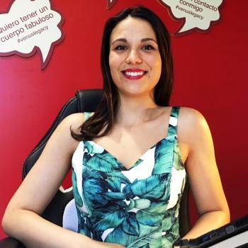Esperanza Casas, directora de marketing en Venus Concept