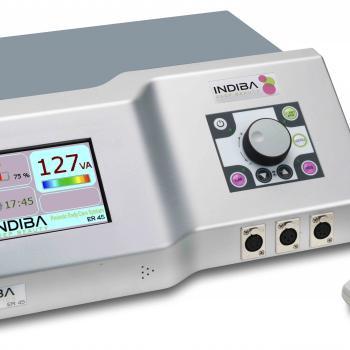 Indiba Deep Beauty, tecnología patentada de radiofrecuencia