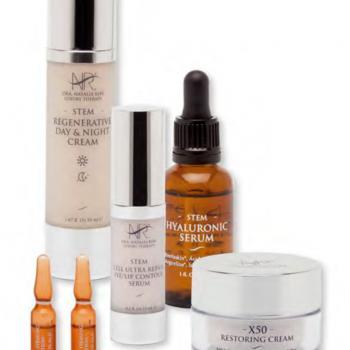 Línea cosmecéutica NR Luxury Therapy