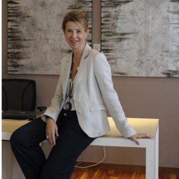 Dra. Natalia Ribé, directora del Institut Dra. Natalia Ribé (Barcelona)