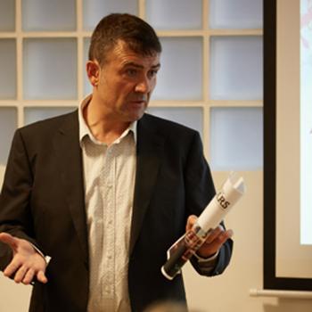 Óscar Mateo, director de estudios de mercado de STANPA