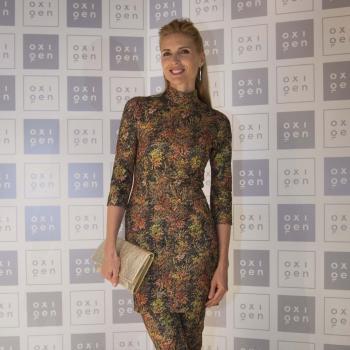 La modelo Judit Mascó