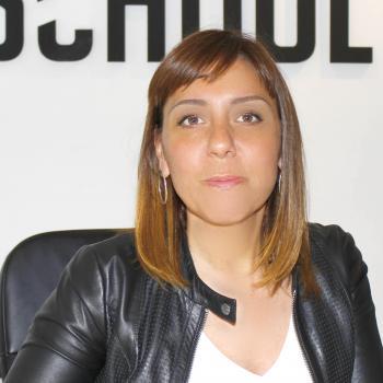 Rakel Crespo, directora de Barcelona Beauty School