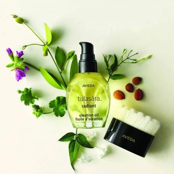 Tulasara: cosmética ayurvédica de AVEDA